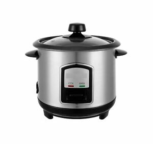0.8L Litre Electric Non Stick Automatic Warmer Cups Pot Rice Cooker 350W 4 New