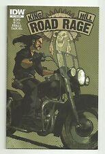 Road Rage Throttle #1 (2012) NM 1:10 Variant Stephen King Joe Hill IDW