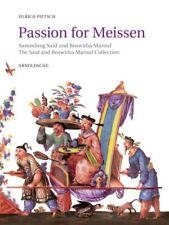 Fachbuch Passion for Meissen Porzellan Sammlung Marouf, REDUZIERT, DE + EN, NEU