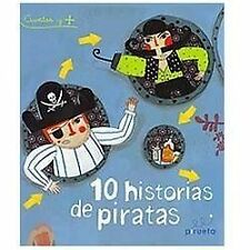 10 historias de piratas (Spanish Edition)-ExLibrary