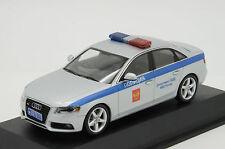 Rare !! Audi A4 Russian police Minichamps code3 1/43