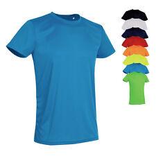 Stedman Herren T-Shirt ACTIVE SPORT Lauf Funktions Shirt S M L XL XXL Neu ST8000