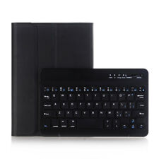 Ultra-thin Bluetooth Keyboard Leather Case For New iPad 5TH Mini 3 4 Air 1 2 Pro