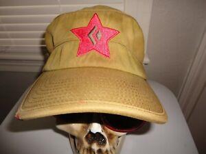 Black Diamond Ski Hat cap flexfit s/m military style pre owned