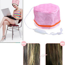 Beauty Care Electric Hair Heating Cap Thermal Treatment Steamer Nourishing