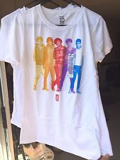 One Direction T-Shirt - Girl's - XX Large - White