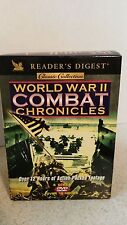 Reader's Digest Classic Collection World War II Combat Chronicles DVDS 6 Disc