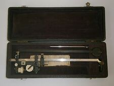 ANTIQUE GERMAN TOOL MEASURE RARE A. OTT KEMPTEN ALLGAU SWITZERLAND PLANIMETER