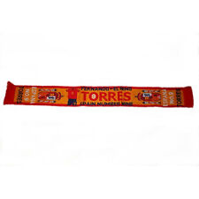 FERNANDO TORRES  #9 , SPAIN , FIFA WORLD CUP THICK SCARF..NEW