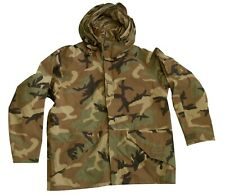 US Army Goretex Cold Weather ECWCS Parka Woodland  M - Long Original