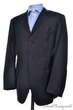 ARTHUR & FOX Boglioli Solid Gray Loro Piana Wool Blazer Sport Coat Jacket - 42 R