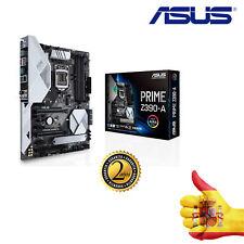 Placa base asus intel prime z390-a socket 1151 ddr4x4 max 64gb 4266mhz display