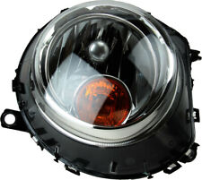Headlight Assembly fits 2007-2015 Mini Cooper  WD EXPRESS