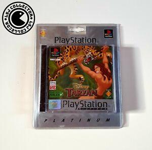 Tarzan - Playstation 1 - PS1 - Sony - Platinium - Neuf Sous Blister Rigide