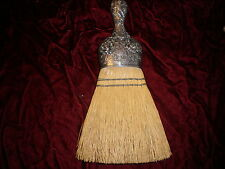 Rare Victorian Gorham Sterling Silver Whisk Broom. Very Rare