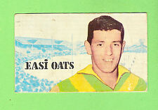 1964 HARPER'S EASI OATS   SANFL CARD , UNKNOWN PLAYER