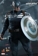 CAPTAIN AMERICA 2 - Stealth S.T.R.I.K.E. 1/6th Scale Action Figure (Hot Toys)