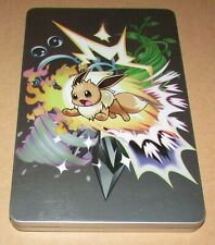 Pokemon: Let's Go Pikachu! and Eevee! Steelbook Case Nintendo Switch (NO GAME )