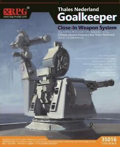 RPG Model 1/35 35016 Thales Nederland Goalkeeper Close-In Weapon System