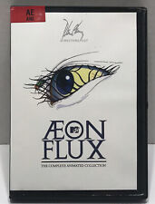 Aeon Flux Complete Animated Collection Disc 3 Replacement Dvd Disc Only