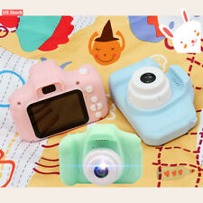 1080P 8MP Digital Cameras for Kids Baby Cute Camcorder Video Recorder Gifts O7V7