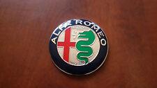 Fregio Emblema Stemma Logo ALFA ROMEO GIULIA 74 mm 147 156 159 GIULIETTA MITO GT