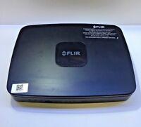 Flir DNR118PO 8 Channel IP NVR System LNR100 SERIES NETWORK RECORDER NO HDD