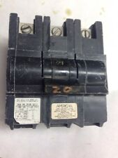 Na320 3P20 Federal Pacific 3 phase 3 pole 20 A stab lok circuit breaker 20A Fpe