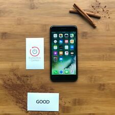 Fully Functional Apple iPhone 7+ Plus - 128GB - Black (Unlocked) Good Condition!
