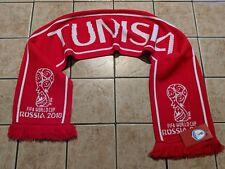 Tunisia 2018 FIFA World Cup Russia Scarf