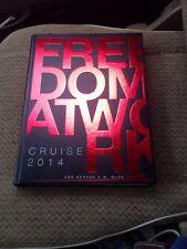 cruise book USS George H. W. Bush 2014 Operation Enduring Freedom