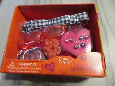 "New! Our Generation Pretty Preppy 18"" Doll Accessories- Fits American Girl Dolls"