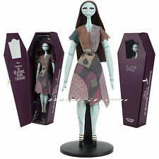 """14"""" Disney The Nightmare Before Christmas Sally Rag Doll Figure Doll Hot Topic"""