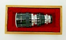 Kinotel 3� f:2.5 16mm Movie Cine Camera Lens no 2513 orig box Pristine!
