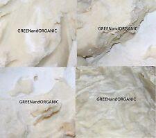 3 Lbs PURE Premium Organic RAW African IVORY SHEA BUTTER Unrefined Ghana 1.36 Kg