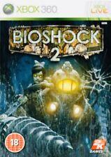 Xbox 360-Bioshock 2 Nuevo Sellado De Fábrica, existencias oficiales del Reino Unido en muy buena condición