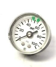 SMC Pressure Gauge 0-100 PSI 1/8 NPT