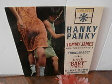 """tommy james and the shondells""""hanky panky""""-ep7""""or.fr.roulette:vrex65044.de 1966."""