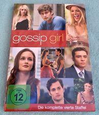 5 DVD Box Gossip Girl - Season/Staffel 4 Komplett NEU OVP Eingeschweißt Original
