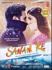 SANAM RE (2016) PULKIT SAMRAT, YAMI GAUTAM - BOLLYWOOD 2 DISC DVD