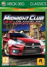 Midnight Club Los Angeles Complete Edition - Xbox 360 Game Arcade Racer 12 PAL