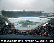 Toronto Blue Jays Opening Day, 8x10 Color  Photo