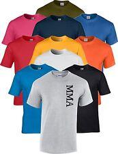 Gratis Personalisiert Name Mma Kampfsport T-Shirt