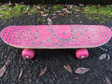 "HELLO KITTY MINI SKATEBOARD, SANRIO LTD, 17"" LENGTH"