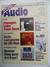 Audio 1/81 toshiba sb 66, phonogen Concert, Onkyo SC 900, monitor M a 88,ev link 9