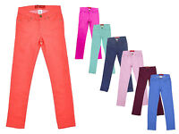 New Ex Zara Girls Kids Skinny Denim Jeans Trouser Size 2 3 4 5 6 7 8 9 10 Years