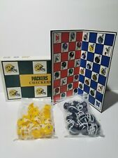 CHICAGO BEARS vs GREEN BAY PACKERS Checkers NFL 1993 Vintage