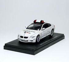 BMW m6 COUPE e63 Safety Car safetycar MOTO GP MOTOGP 2005 KYOSHO 03517gp 1:43