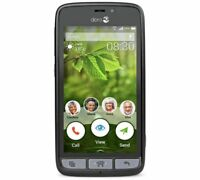 """New Doro 8030 Easy to Use Android 4G LTE GPS WIFI HAC 4.5"""" Smartphone Unlocked"""