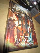 Gav Thorpe LORGAR: BEARER OF THE WORD 1st/HB Warhammer 40K Primarchs 5